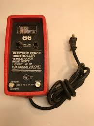 Zareba Red Snap R 66c Ac Powered Solid State 15 Mile Fence Charger For Sale Online Ebay