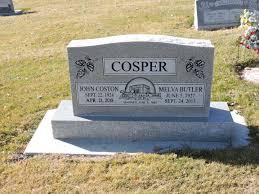 John Coston Cosper, Jr (1924-2018) - Find A Grave Memorial