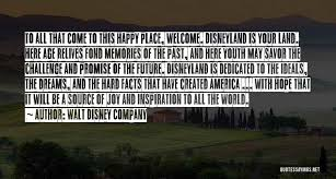 top quotes sayings about disneyland by walt disney