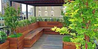 guide to rooftop gardens garden design