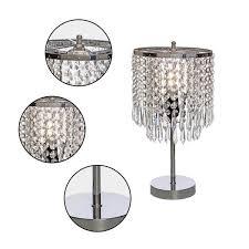 Casainc 17 0 In Metallic Bedside Desk Lamps For Bedroom Living Room Office Kids Room Girls Room Yjs0027c The Home Depot