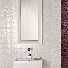 bathroom mosaic tile gold bronze