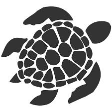 Sea Turtle Car Window Vinyl Decal Sticker Mymonkeysticker Com