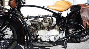 history of motorcycle frames