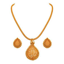 traditional ethnic one gram gold plated