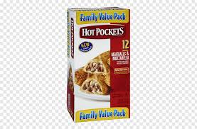 pizza meatball stuffing hot pockets