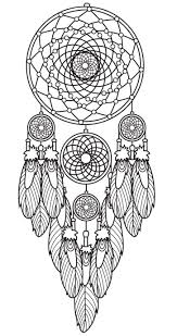 Dreamcatcher Coloring Page Colorish App Free Coloring App For