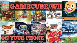 wii mobile game