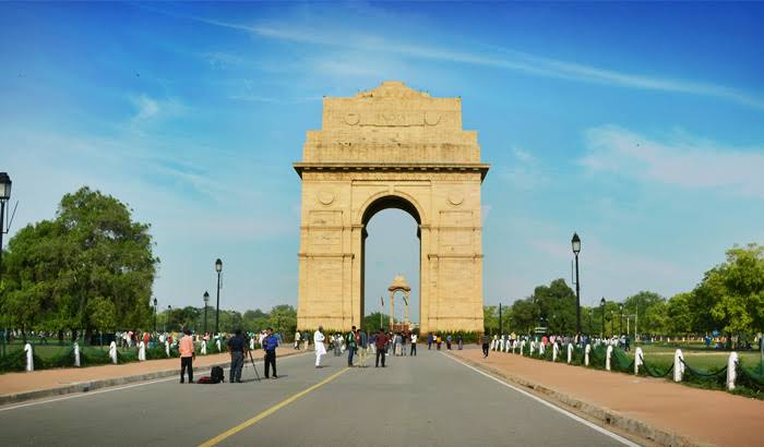 Image result for india gate delhi""