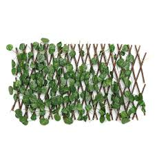 Expandable Artificial Faux Ivy Leaf Hedge Panels On Roll Garden Screen Fence Buy At A Low Prices On Joom E Commerce Platform