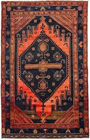 navy blue antique zanjan persian rug