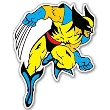Amazon Com X Men Xmen Wolverine Vynil Car Sticker Decal Select Size Arts Crafts Sewing