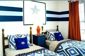 striped wallpaper border boys wall blue