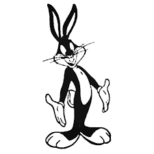 Bugs Bunny 3 Decal Sticker