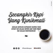 filosofi kopi filosofi kopi dan kutipan kopi