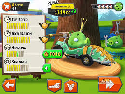 Chuck Lost! Chuck is Sad! Angry Birds GO 100% Complete (finally ...