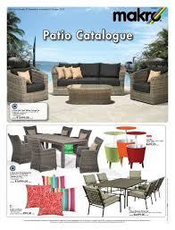 patio catalogue makro