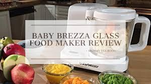 baby brezza gl baby food maker
