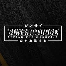 Gunsai Touge Attack The Mountain Xl 55cm Jdm Rear Window Sticker Ebay Jdm Stickers Jdm Racing Stickers