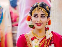 south indian bridal makeup guide here