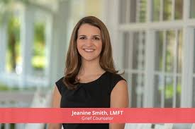 Meet Jeanine Smith, LMFT. Jeanine has... - TreasureCoastHospice ...