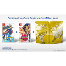 Pokemon Sword / Shield Dual Pack