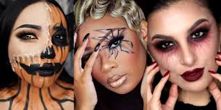 25 easy halloween makeup ideas simple