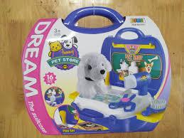 Bộ đồ chơi vali Pet shop cao cấp cho bé Đà Nẵng Quảng Nam Hội An