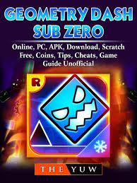 Geometry Dash Sub Zero, Online, PC, APK, Download, Scratch, Free ...