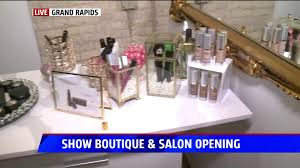 boutique and salon opens in grand rapids