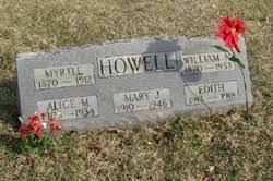Mary J Howell (1910-1946) - Find A Grave Memorial