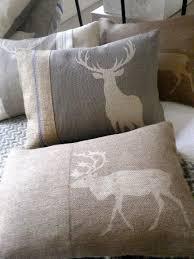 Pin by Adriana Morgan on Pillows, pillows & pillows. | Stag cushion,  Pillows, Cushions