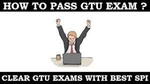 How to】 Pass Easily In Gtu Exam