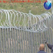 Concertina Fence Security Fencing Razor Wire Suppliers Razor Wire Installation Concertina Razor Wire Barbed Wire Fence For Sale Razor Wire Manufacturer From China 109655956