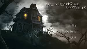 haunted house mysteries and