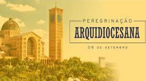 Arquidiocese de Niterói se prepara para peregrinação à Aparecida