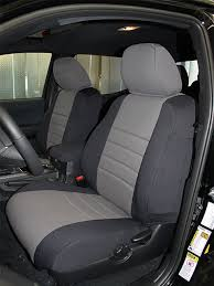 toyota tacoma standard color seat