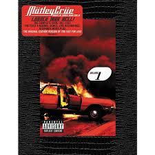 Music Cd Motley Crue Music To Crash Your Car To Vol 1 Box Set Cd Walmart Com Walmart Com