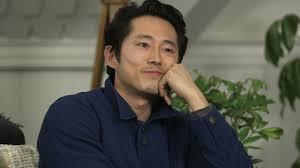 Steven Yeun talks life after 'The Walking Dead' - Sundance 2018 - YouTube