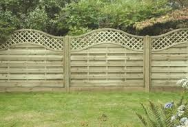Timber Fencing Centre George Walker Ltd