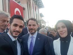 "Furkan Kaya ar Twitter: ""Berat ve Esra Albayrak çifti ile..… """