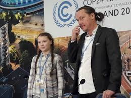 Climate activist, Greta Thunberg, 17, and her dad Svante are self-isolating  after showing coronavirus symptoms