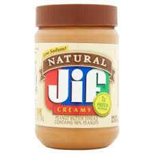 jif peanut er creamy natural