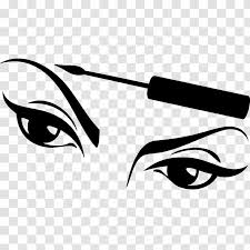 Eyebrow Human Eye Wall Decal Silhouette Transparent Png