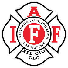 Buy White Iaff Maltese Cross W Red Lettering Sticker Firefighter Fire Fireman Decal In Cheap Price On Alibaba Com