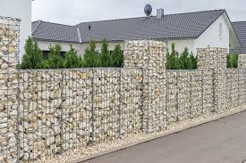 For Proper Yard Drainage Homeowners Are Choosing Gabion Baskets The Seattle Times