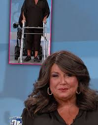 Abby Lee Miller Walks For First Time Since Paralysis & Cancer
