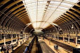 Paddington Station Wall Mural Pixers We Live To Change