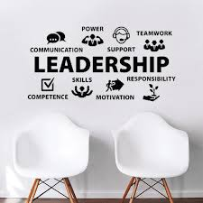 Office Vinyl Wall Decal Company Leadership Teamwork Communication Stickers Bedroom Decoration Removable Business Art Murals O15 Wall Stickers Aliexpress