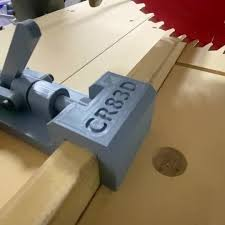 Cr83d Radial Arm Saw Quick Release Fence Stop Facebook